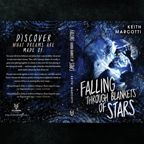 'Falling Through Blankets Of Stars' by keith Marcotti