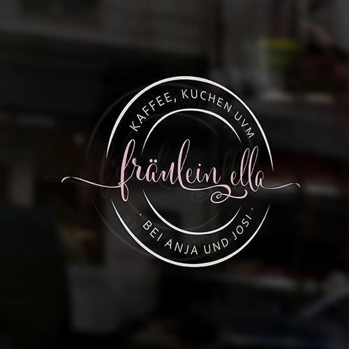 Logo für ein Frauencafé