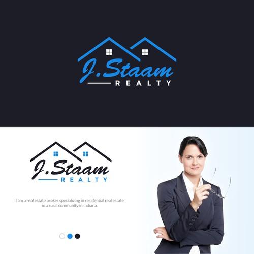 Logo for Real Estate Broker