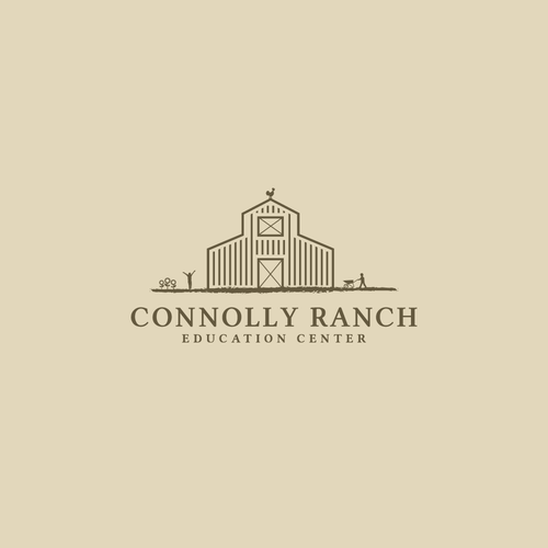 Logo for educationlly ranch