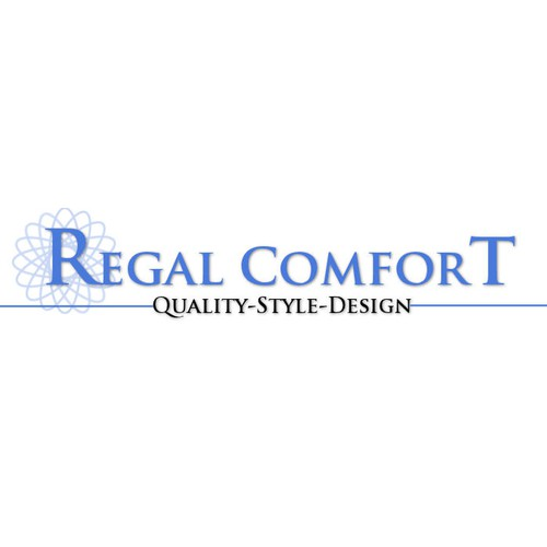 Help Regal Comfort with a new logo