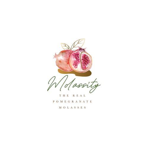 Pomegranate Wine Logo