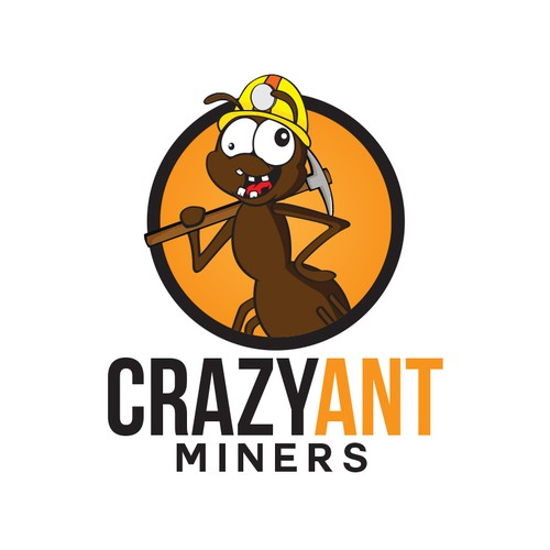 Need fun logo for Bitcoin Mining Company
