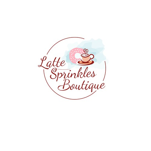 A classy and cute logo for a start up women's boutique