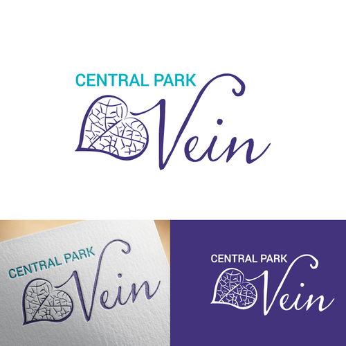 logo for a vein specialist