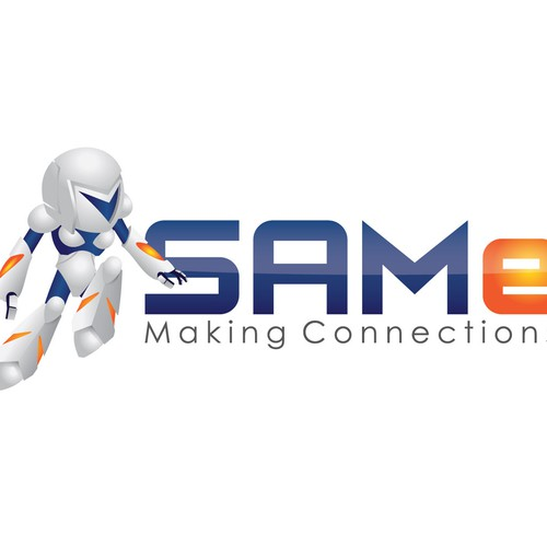 logo for SAMe Virtual Assistant (Smart Automated Management engine)