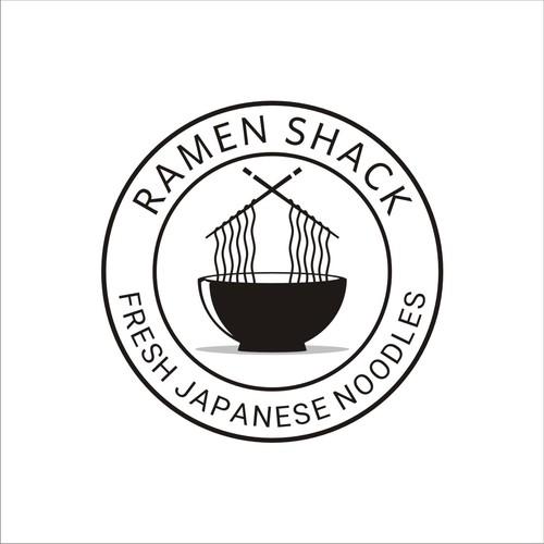 simple logo design for Asian restaurant