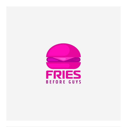 Logo for Fries before Guys