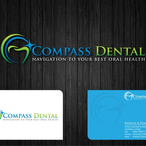 Help Compass Dental with a new logo