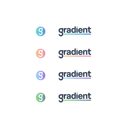 Bold Logo for gradient