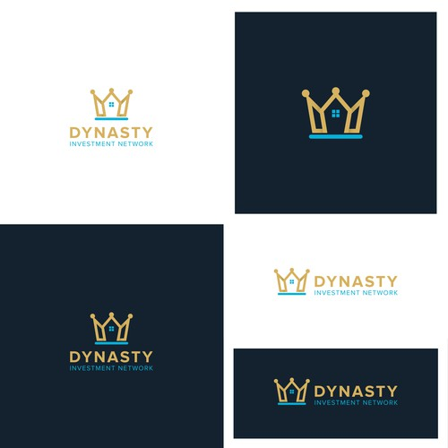 Logo Designed for Dynesty Investment System