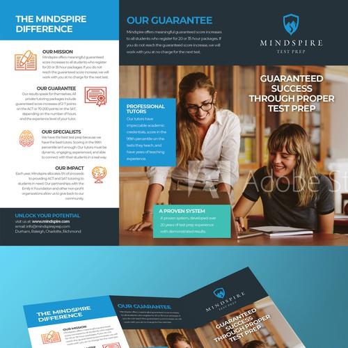 Brochure Design for Mindspire