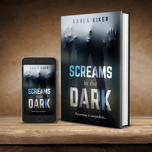 Suspense Cover