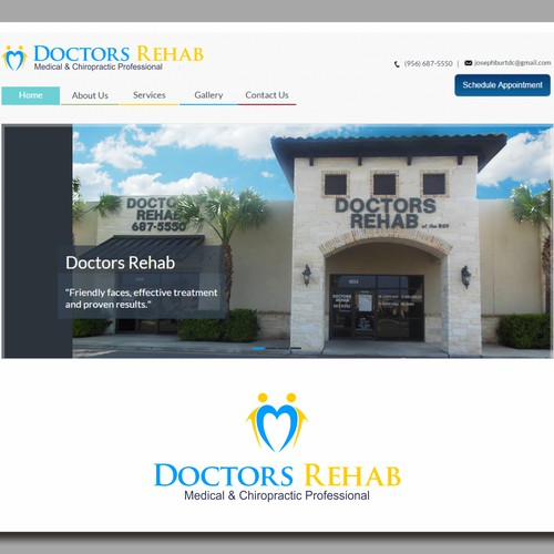 Be a  Vital Part of the Doctors Rehab re-branding effort