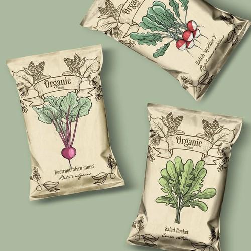 Plahnt organic seeds