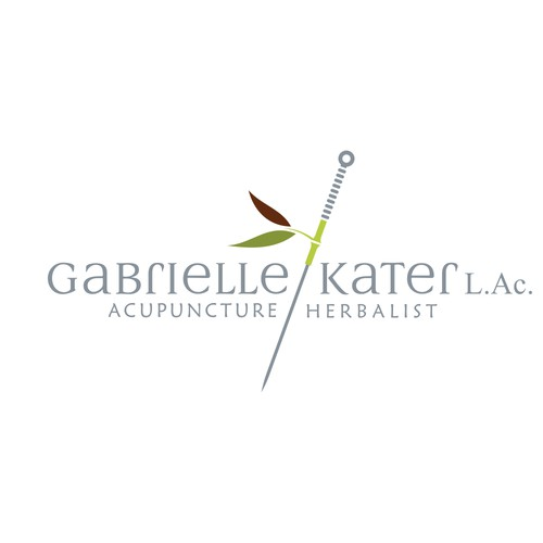 Gabrielle Kater, Acupucture