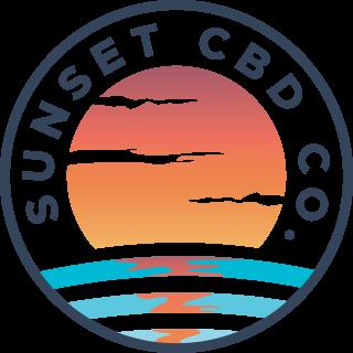 Sunset CBD Co. Logo Design!