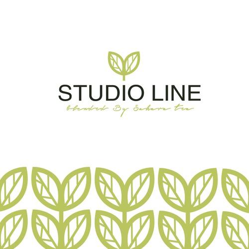 Studio Line Logo Design