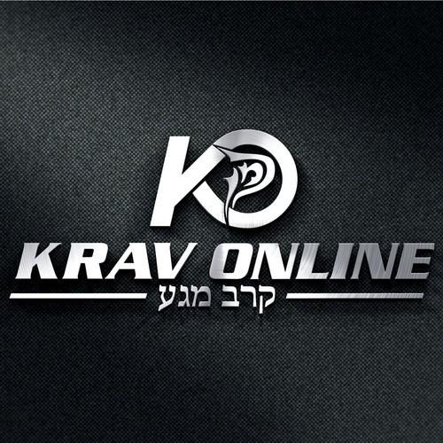Krav Online Logo