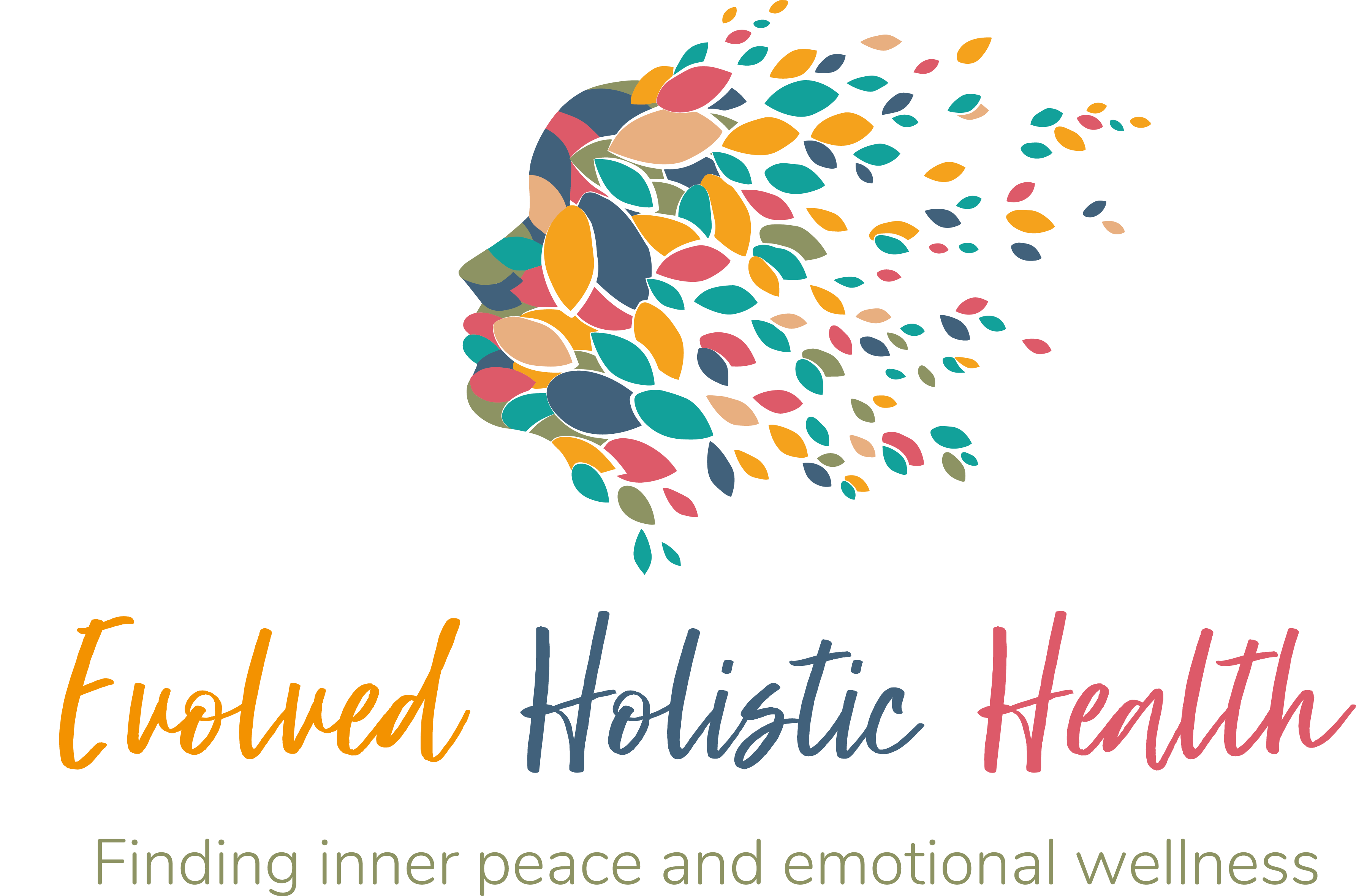 Design a beautiful modern logo for a blog about  inner peace and wellness