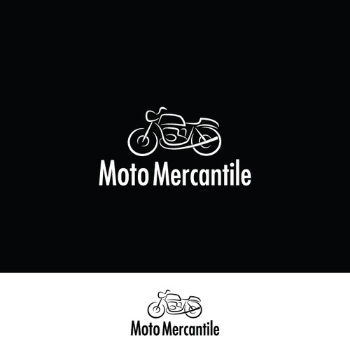 logo for Moto Mercantile