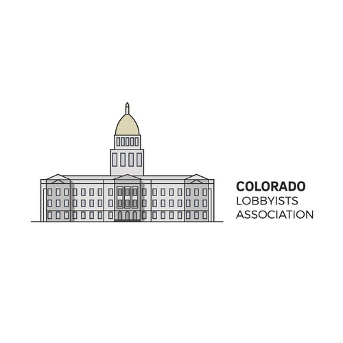 Logo for Colorado Lobbyists Association