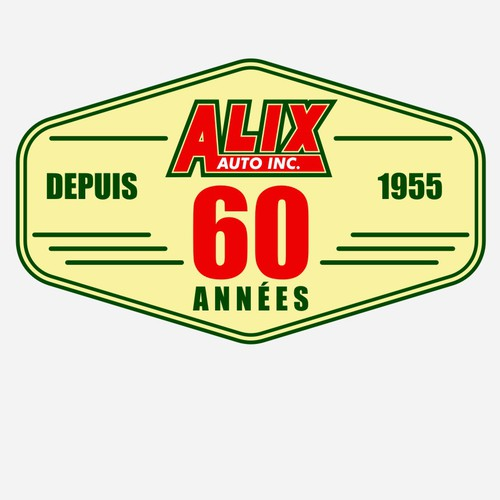 vintage modern logo