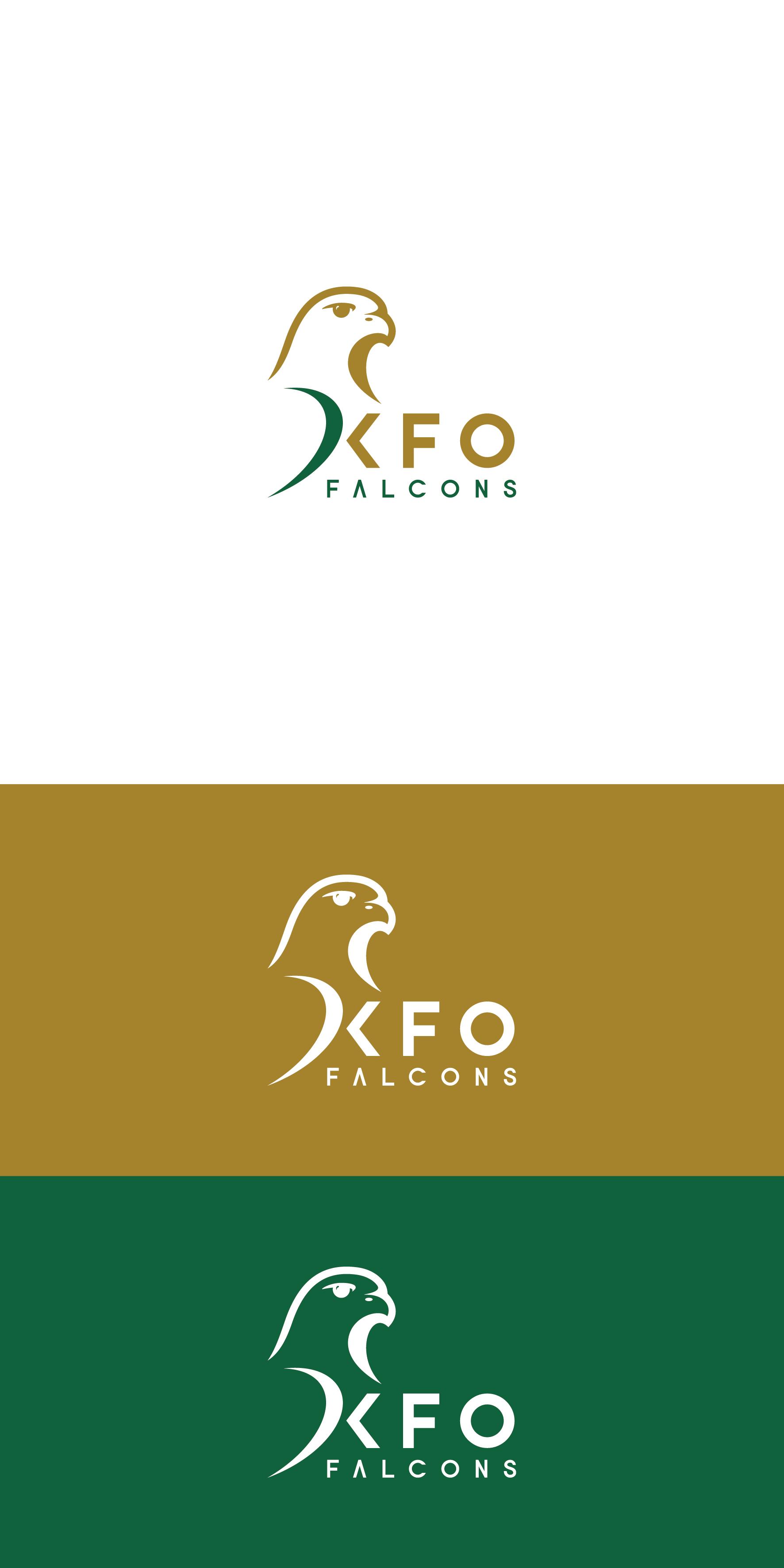 Design a logo for Falcons farm