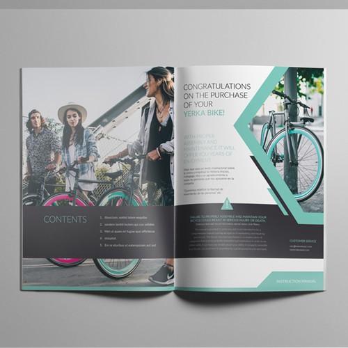 User Guide for urban bike co.