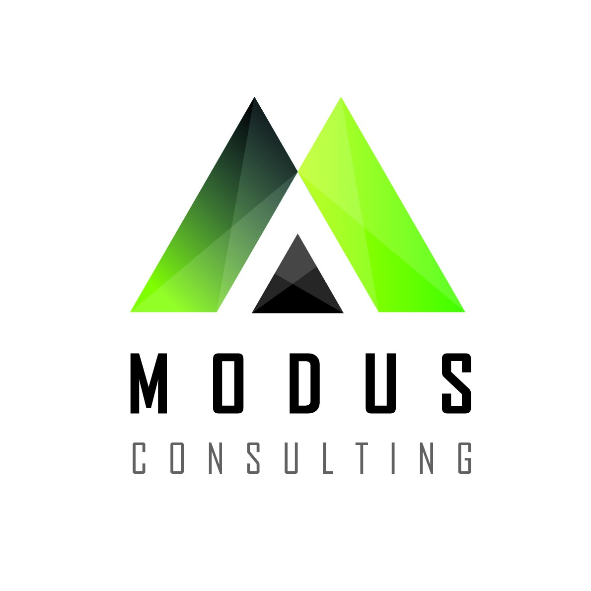 Create a Modern Sleek logo for Modus Consulting - A Cost Consultancy Practise