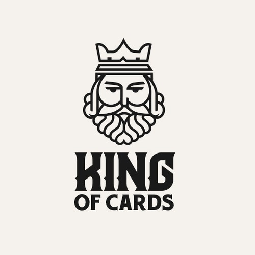 playing card company logo