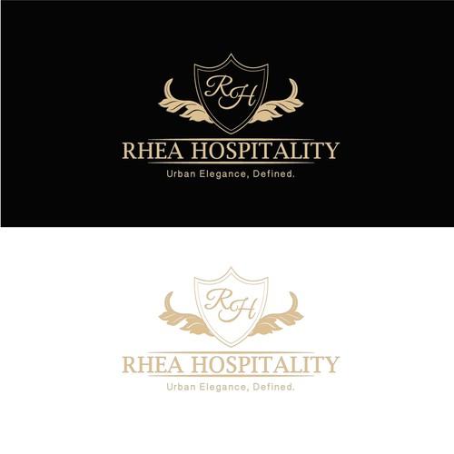 Logo for an elegant Hotel