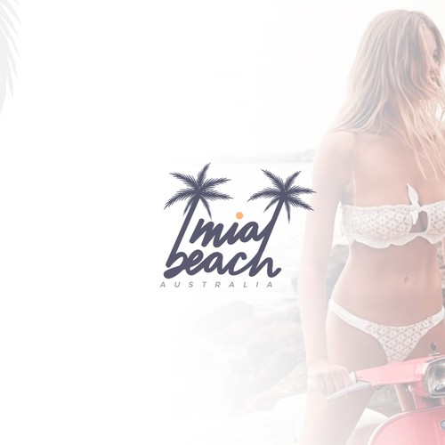 Create a brand for Mia Beach swimwear/beach ware that will have us dreaming of an endless Summer.