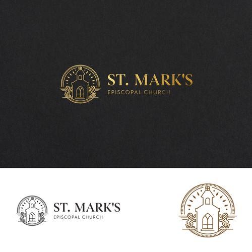 ST MARK'S EPISCOPAL CHURCH LOGO