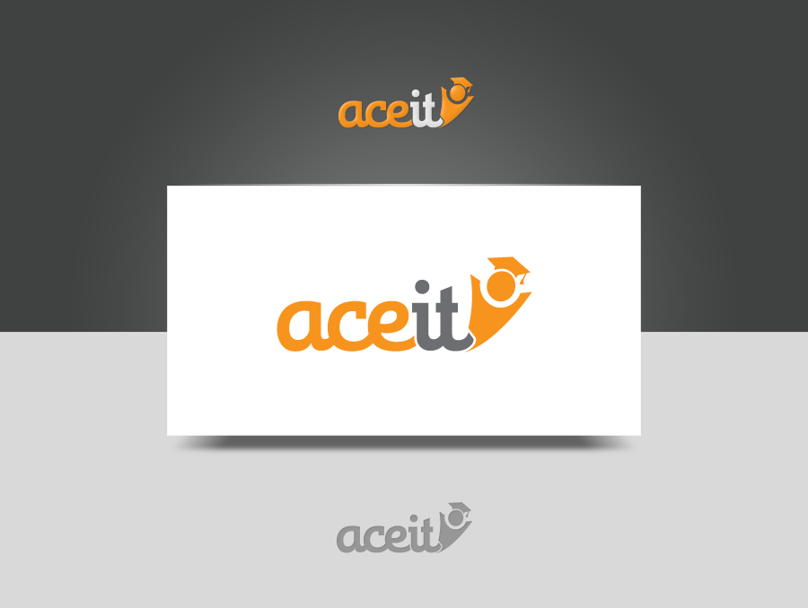 Create the next logo for ace it