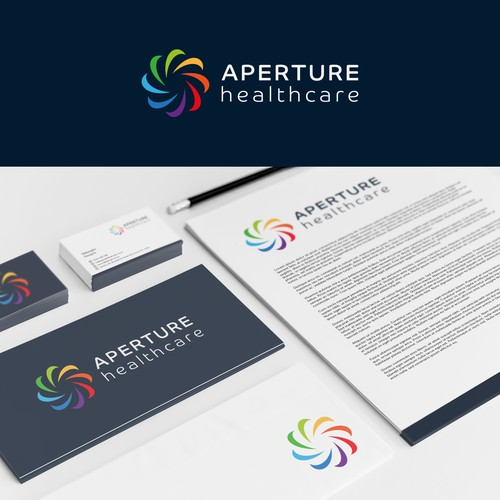 Healthcare Business Logo