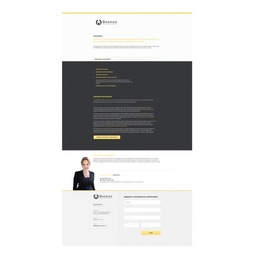 Gnorizo Web Design