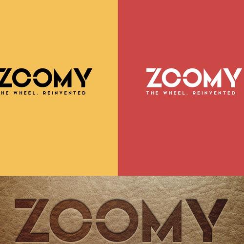 "Logo concept for "" ZOOMY"""