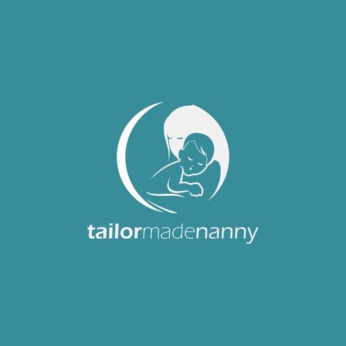 logo tailor made nanny