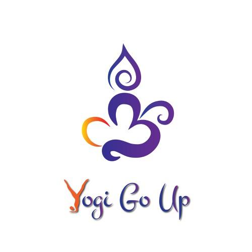 logo for Yogi Go Up