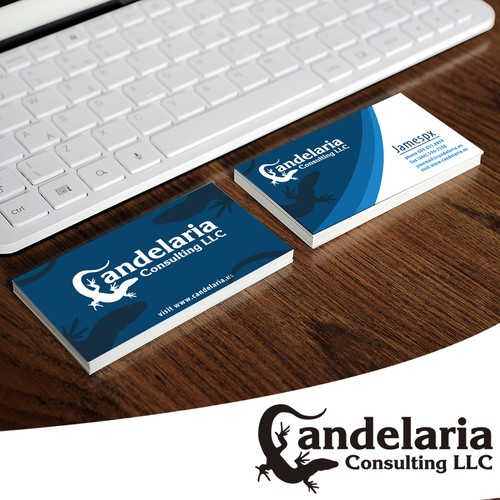 Logo concept for Candelaria Consulting LLC
