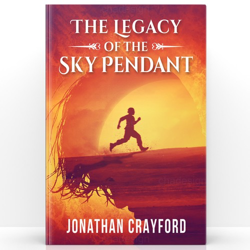The Legacy of the Sky Pendant - book cover