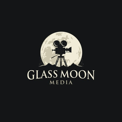 Glass Moon Logo