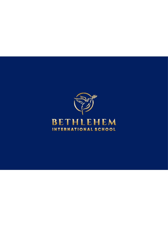 Bethlehem International School