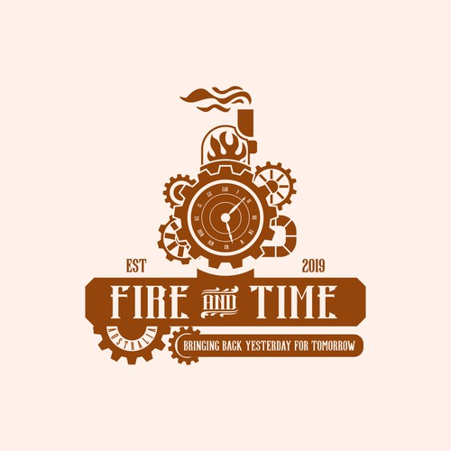 Fire and Time Steampunk