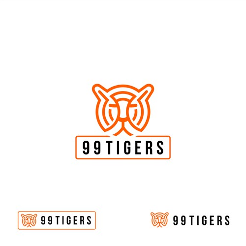 99 tigers logo