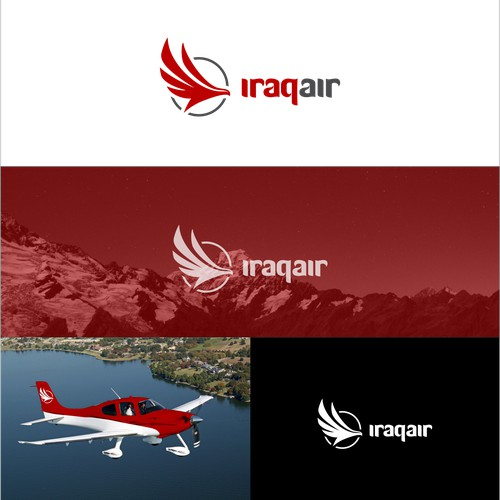 Logo for Airways Company