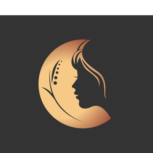 luxurious logo for aesthetic practice