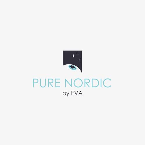 Fresh logo for Eva
