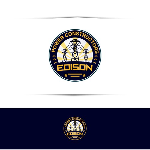 Help Edison with a new logo and business card